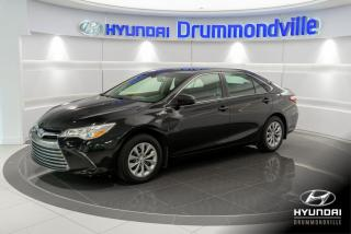 Used 2015 Toyota Camry HYBRID LE + GARANTIE + CAMERA + CRUISE + A/C + for sale in Drummondville, QC