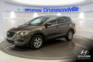 Used 2015 Mazda CX-9 GS LUXE AWD +GARANTIE + TOIT + MAGS + C for sale in Drummondville, QC