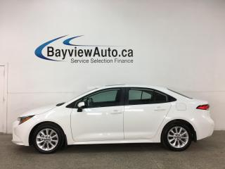Used 2020 Toyota Corolla - AUTO! SUNROOF! REVERSE CAM! APPLE CARPLAY! + MUCH MORE! for sale in Belleville, ON