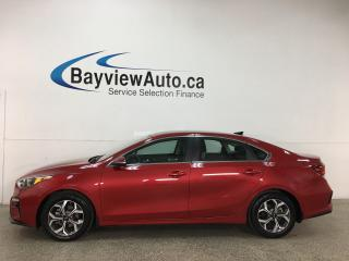Used 2020 Kia Forte EX - ONLY 8000KMS! AUTO! REVERSE CAM! ALLOYS! + MORE! for sale in Belleville, ON