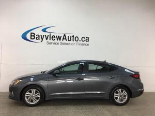 Used 2020 Hyundai Elantra Preferred - AUTO! HTD SEATS! REVERSE CAM! 11,000KMS! + MORE! for sale in Belleville, ON