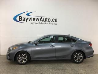 Used 2020 Kia Forte EX - AUTO! HTD SEATS! REVERSE CAM! ALLOYS! 12,000KMS! for sale in Belleville, ON
