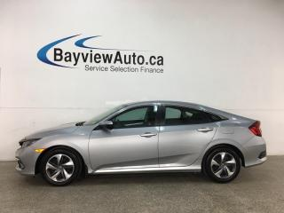 Used 2019 Honda Civic LX - AUTO! HTD SEATS! ADAPTIVE CRUISE! REVERSE CAM! + MORE! for sale in Belleville, ON