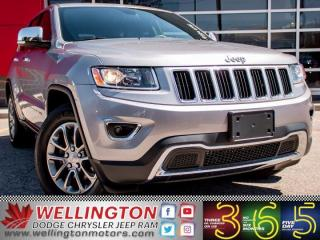 Used 2016 Jeep Grand Cherokee Limited / 4x4 / Navigation ... for sale in Guelph, ON