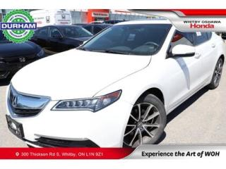 Used 2016 Acura TLX SH-AWD w/Technology Package for sale in Whitby, ON