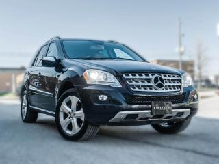 Used 2009 Mercedes-Benz ML-Class 3.0L BlueTEC I NAV I BACK UPI ROOF I GREAT CONDITION for sale in Toronto, ON