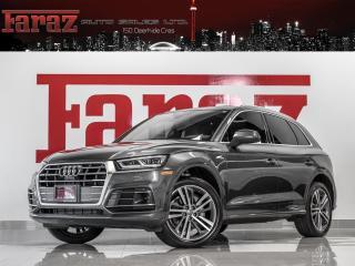 Used 2018 Audi Q5 TECHNIK|S-LINE|ADAPT CRZ|B.SPOT|B&O|360CAM|PANO|20