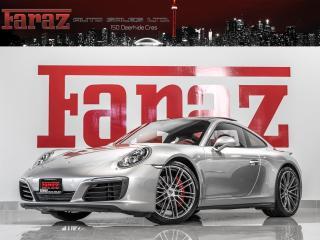 Used 2018 Porsche 911 4S PDK LCA SPORT CHRONO PREM PLUS NAVI REARCAM LOADED for sale in North York, ON