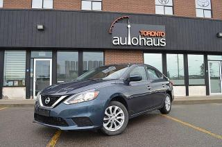 Used 2017 Nissan Sentra SV/NAVI/SUNRIIF/CAMERA/NO ACCIDENTS SV for sale in Concord, ON