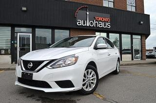 Used 2016 Nissan Sentra SV/NAVI/CAM/SUNROOF/HTD SEATS/ SV,SV for sale in Concord, ON