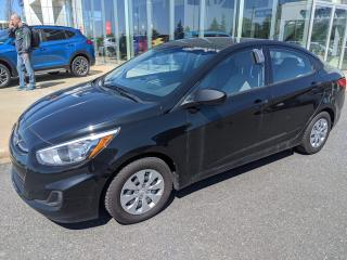 Used 2016 Hyundai Accent 4dr Sdn Auto GL for sale in Ste-Julie, QC