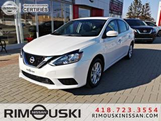 Used 2019 Nissan Sentra SV Toit Ouvrant for sale in Rimouski, QC