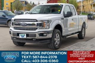 Used 2018 Ford F-150 XLT 301A/XTR/SYNC/5.0L/TOW PACKAGE/LEVEL KIT/OVERSIZED TOYO MT TIRES for sale in Okotoks, AB