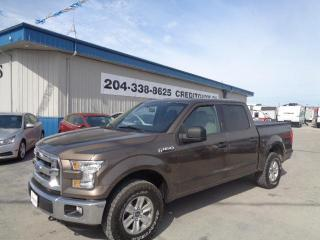 Used 2015 Ford F-150 XLT 5.0L 8CYL 6SPD AUTO 4WD for sale in Saint Paul, MB