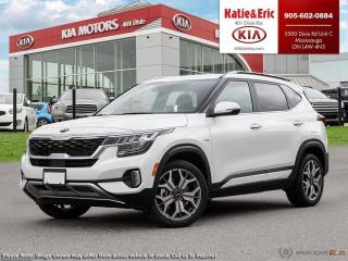 New 2021 Kia Seltos SX Turbo for sale in Mississauga, ON