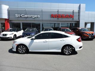 Used 2016 Honda Civic EX 4 portes CVT for sale in St-Georges, QC