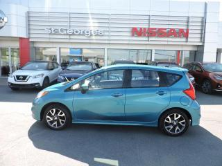 Used 2015 Nissan Versa Note SR 1.6 à hayon 5 portes BA for sale in St-Georges, QC
