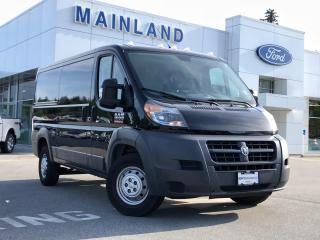 Used 2017 RAM 1500 ProMaster Low Roof LOW ROOF, LOCAL BC, NO ACCIDENTS, NAV, PARKVIEW CAMERA for sale in Surrey, BC