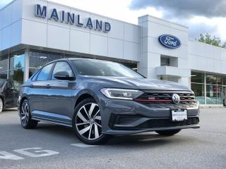 Used 2019 Volkswagen Jetta GLI LOCAL BC, 1 OWNER, NO ACCIDENTS, MANUAL TRANS, FULLY LOADED for sale in Surrey, BC