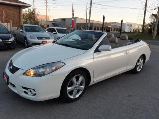 Used 2008 Toyota Camry Solara SLE, FULLY LOADED, ABSOLUTE BEAUTY for sale in Ottawa, ON