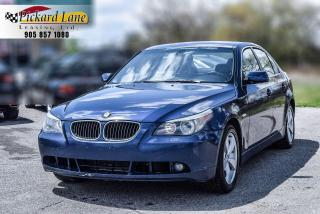 Used 2006 BMW 525 xi AS-IS for sale in Bolton, ON
