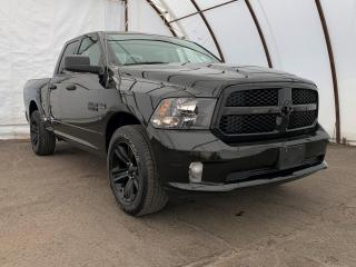 Used 2017 RAM 1500 ST BLACK RAM 1500 EXPRESS GROUP, 20