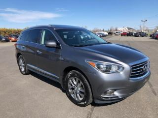 Used 2015 Infiniti QX60 AWD for sale in Pintendre, QC