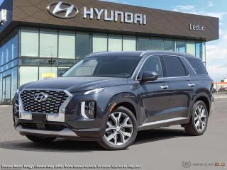 New 2020 Hyundai PALISADE Luxury 7 Passenger for sale in Leduc, AB