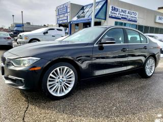 Used 2013 BMW 328 i xDrive NAVIGATION|AWD|HEATED STEERING|CERTIFIED for sale in Concord, ON