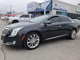 Used 2013 Cadillac XTS Premium Collection NAVIGATION|AWD|BLIND SPOT|NO ACCIDENT|REMOTE START|CERTIFIED for sale in Concord, ON