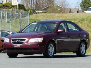Used 2009 Hyundai Sonata GL 2.4 AUTOM. for sale in St-Georges, QC