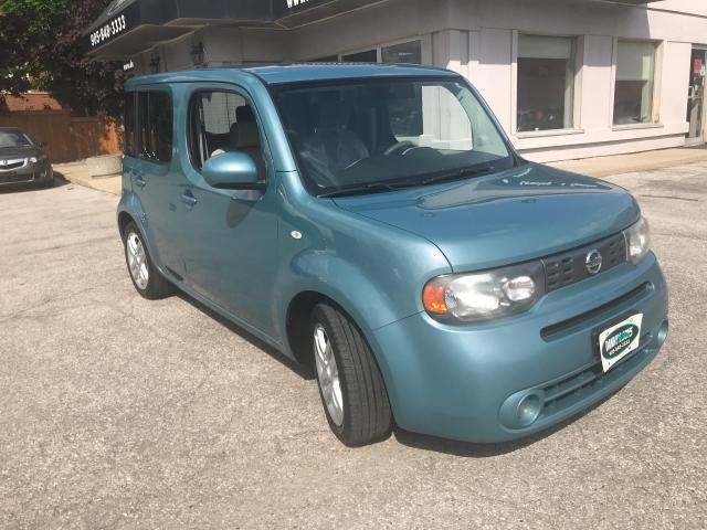 2009 Nissan Cube 1.8 S AS-IS