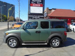 Used 2003 Honda Element w/Y Pkg/ FWD / RUNS PERFECT / SOLD AS IS / for sale in Scarborough, ON