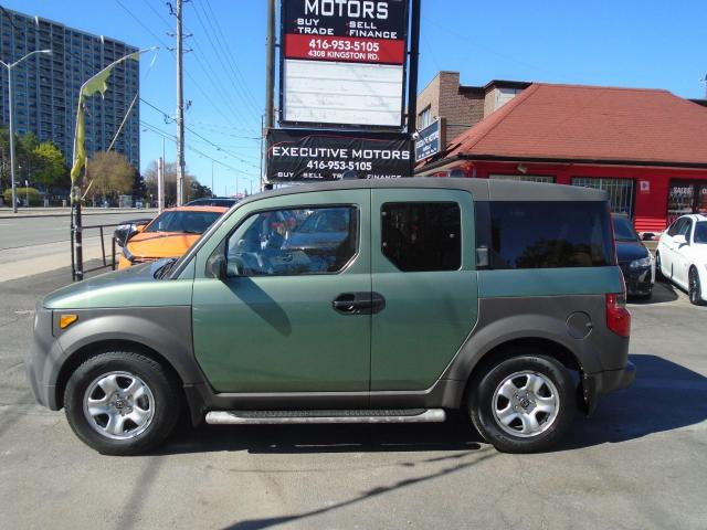2003 Honda Element w/Y Pkg/ FWD / RUNS PERFECT / SOLD AS IS /