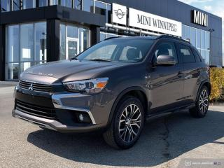 Used 2017 Mitsubishi RVR GT Leather! Sunroof! Navigation! for sale in Winnipeg, MB
