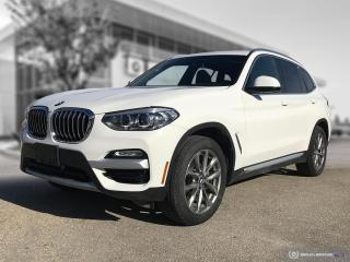 Used 2019 BMW X3 xDrive30i Premium Enhanced! for sale in Winnipeg, MB