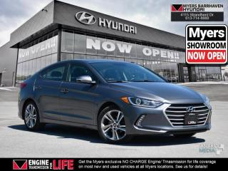Used 2017 Hyundai Elantra GLS  - One owner - Non-smoker - $117 B/W for sale in Nepean, ON