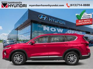 New 2020 Hyundai Santa Fe 2.4L Preferred AWD w/Sunroof  - $225 B/W for sale in Nepean, ON