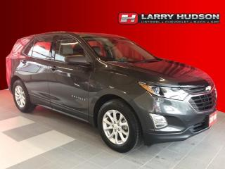 Used 2018 Chevrolet Equinox LS FWD | One Owner | Wi-Fi Equipped for sale in Listowel, ON