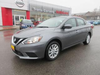 Used 2019 Nissan Sentra for sale in Peterborough, ON