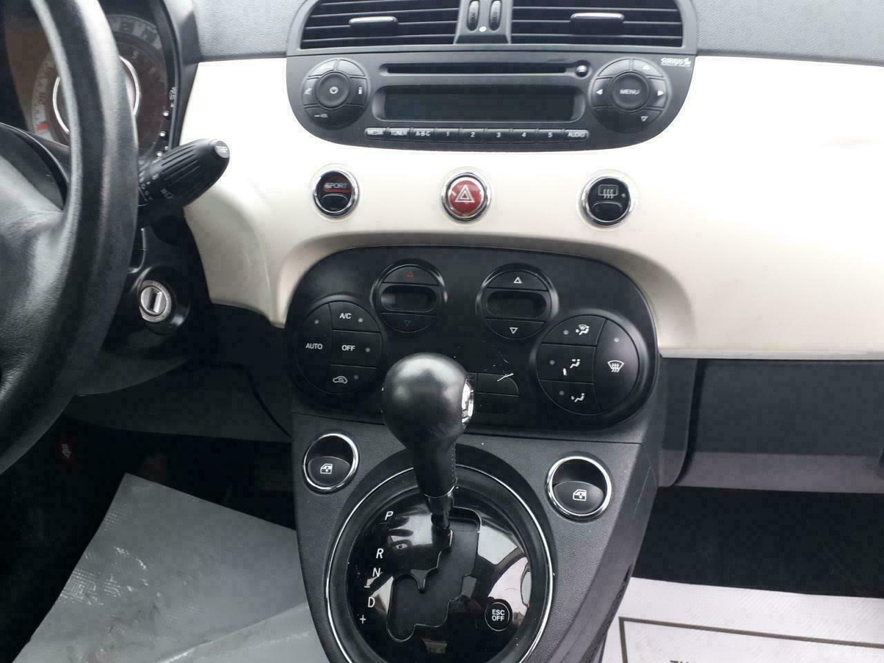 2013 Fiat 500