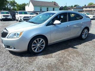 Used 2012 Buick Verano 4dr Sdn w/1SD for sale in Oshawa, ON