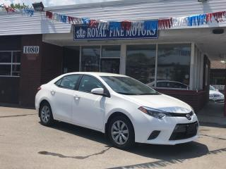 Used 2016 Toyota Corolla LEPlus, for sale in Toronto, ON