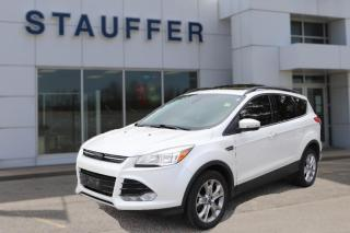 Used 2013 Ford Escape SEL for sale in Tillsonburg, ON