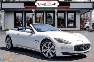 Used 2012 Maserati GranTurismo GT Sport for sale in Ancaster, ON