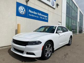 Used 2016 Dodge Charger SXT for sale in Edmonton, AB