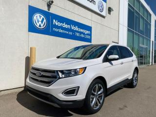 Used 2018 Ford Edge TITANIUM AWD - EVERY OPTION for sale in Edmonton, AB