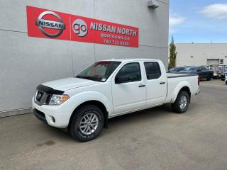 Used 2015 Nissan Frontier SV 4x4 Crew Cab 139.9 in. WB for sale in Edmonton, AB