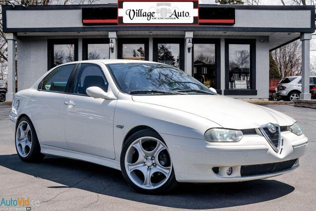1999 Alfa Romeo 156 156