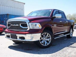Used 2016 RAM 1500 Limited | ROOF | AIR RIDE | DIESEL for sale in Listowel, ON